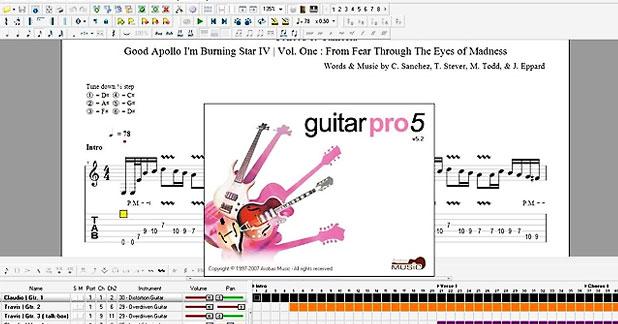 Скачать Guitar Pro 5 2 Полная Версия